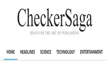 CheckerSaga Logo