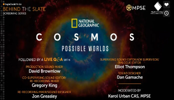 FYC Virtua – Panel Cosmos Possible Worlds