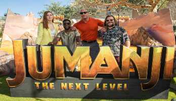 Jumanji The next level Interview