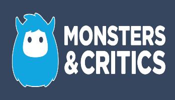 Monsters and Critics Logo Dark