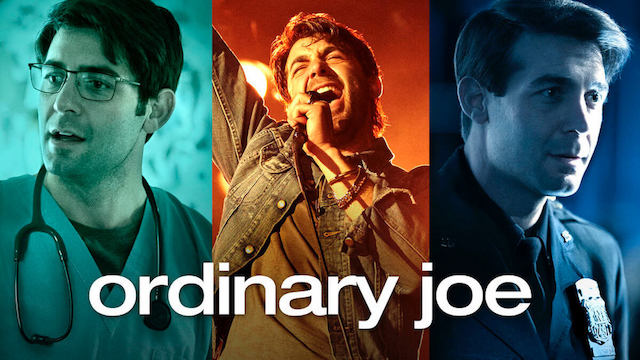 Ordinary Joe premiers on NBC on 9/20 and continues on Monday nights
